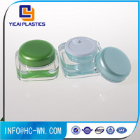 Cheap Price 2015 Hot Selling Skin Care Plastic Jars Suppliers