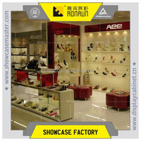 Shoe and bags display stand 2015 newest in China