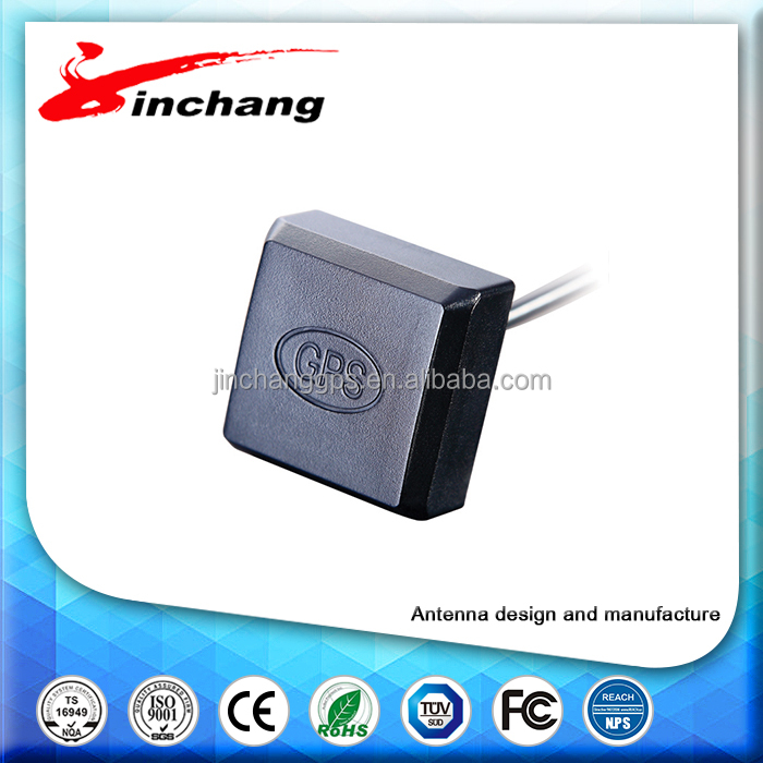 (Manufactory) High quality low price 1575.42mhz Mini gps car antenna satellite