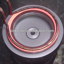 used induction heating equipment for wheel heat treatment