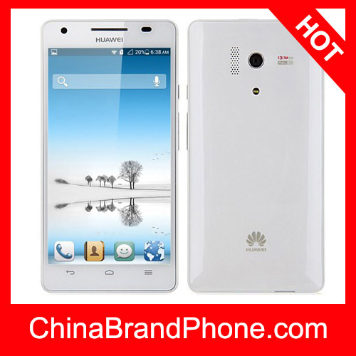 4G 3G 2G 5G 2017 Original Huawei Honor 3 outdoor 8GB White mobile phone