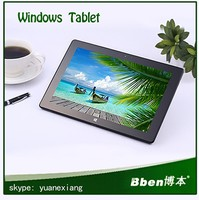 2014 Hot windows 8 / 7 tablet pc 10.1inch