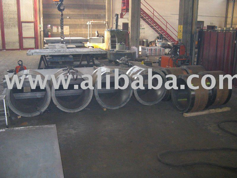Rolled and welded tubes Big Thickness Tube