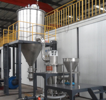 Electrostatic Powder Coating Superfine Pulverizer Milling Machine