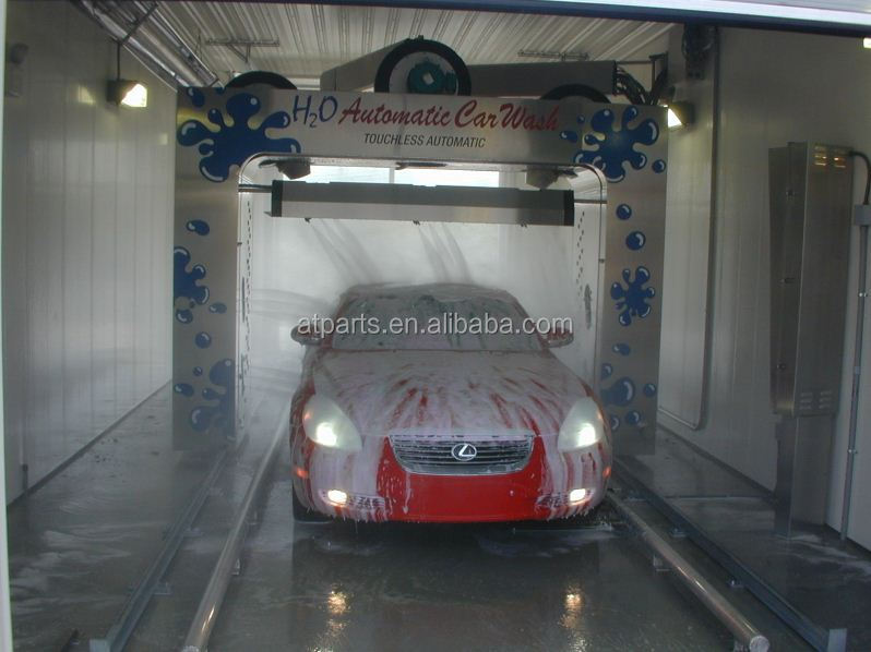 Dericen optima steamer car wash
