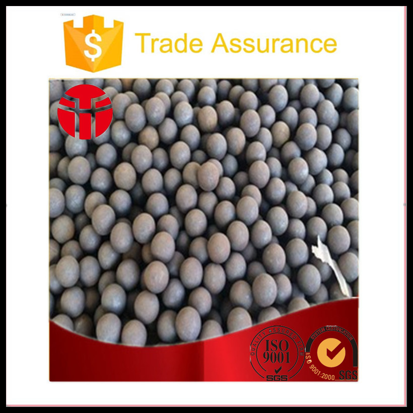wear resistant grinding forged steel ball