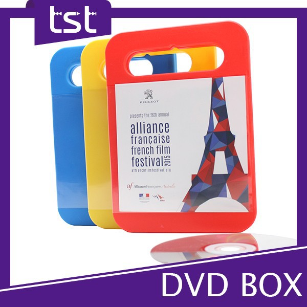 Plastic DVD Cases / DVD Replication Taiwan