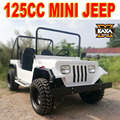 125cc 4x4 Parent Mini Jeep