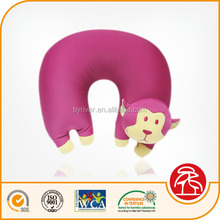 Funny Neck Roll Travel Microbead children pillows