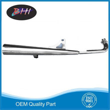 motorcycle laser exhaust muffler of BHI brand