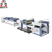 UV Spot Varnishing Machine (paper sheet varnishing machine)