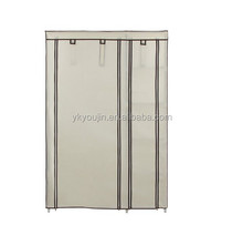 BEST SELLING DESIGN WARDROBE WITH METAL PORTABLE CLOSET