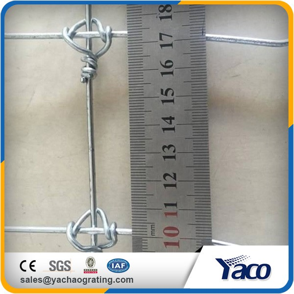 hi-tensile wire 1200mm high, tight-lock type 13 horizontal wires deer fence roll
