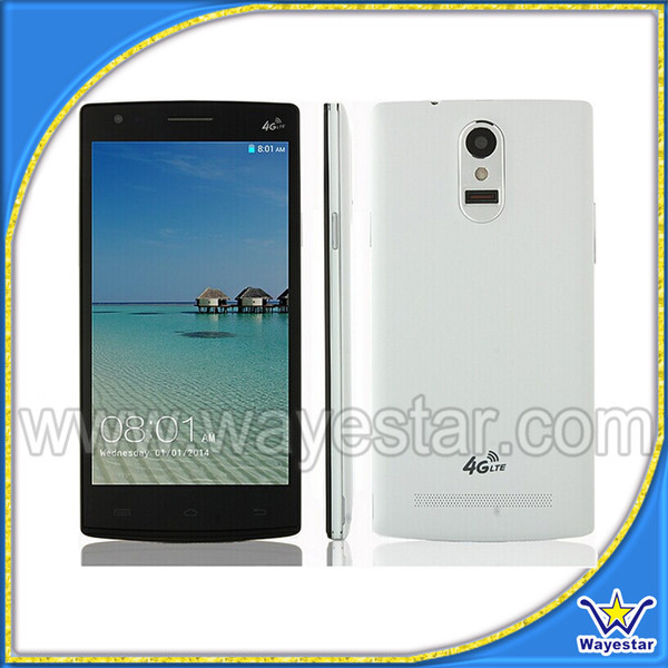Made in China Brand Name Android 4.4 Smart 4G Mobile Phone with 5inch Touch Screen