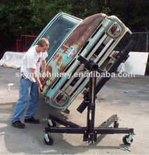 China supplier alibaba express car rotisserie/car rotisserie for sale/used auto body rotisserie