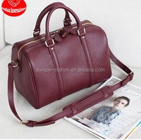 European and American stars with Boston bag/large capacity locomotive bag/ one shoulder bags