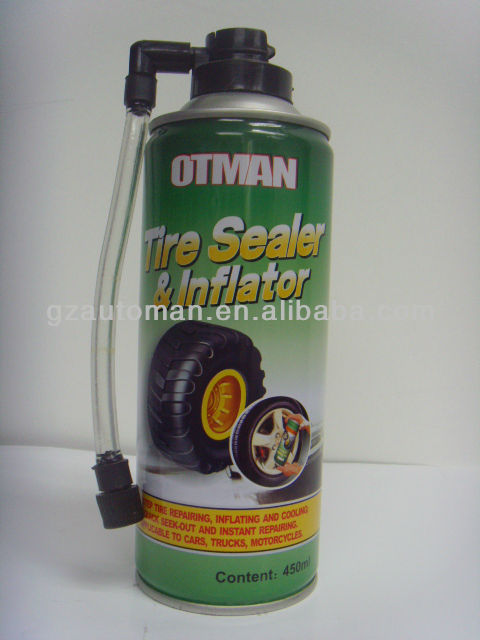 Instant Repair Tire Sealer and Inflator