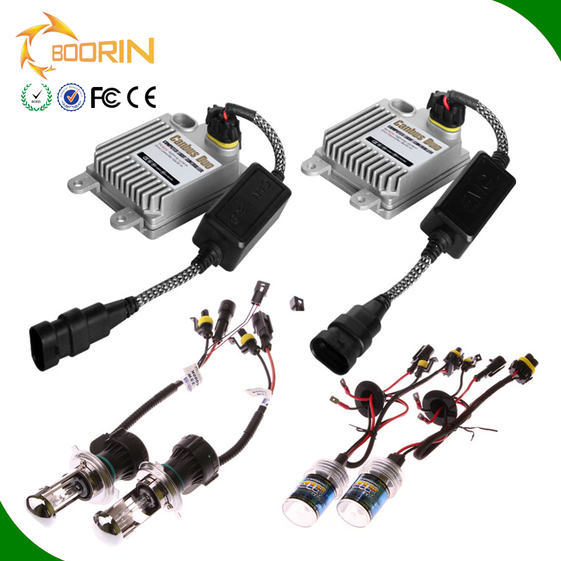 Top Sales for All Cars AC/DC Slim HID Ballast Electronic xenon bulbs H1 H3 H4 H8 H9 H11 H14 9004 9005 9006 9007 xenon h7 canbus