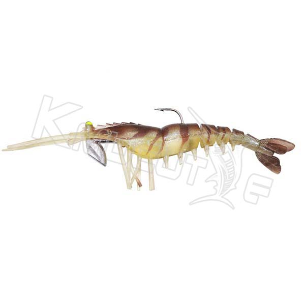 Chs007 private label packing design soft tpr material live for Fishing with live shrimp