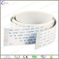 0.5mm pitch ffc cable assembly 100mm Length 60PINS