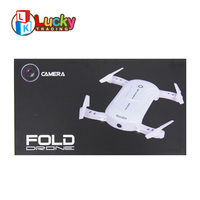 2017 new arrival wide-angle lens headless mode drone foldable with high quality