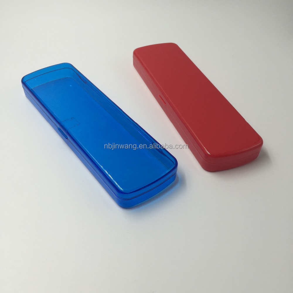 Cheap Custom School Plastic Pencil Case