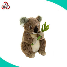 Australian koala bear stuffed soft plush toy wholesale