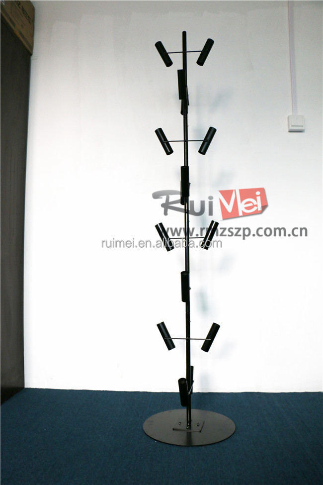 Customized Detachable White Metal Balloon Stand