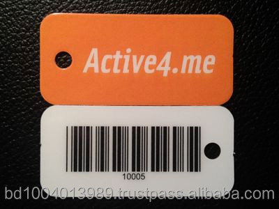 Barcode Label Tag