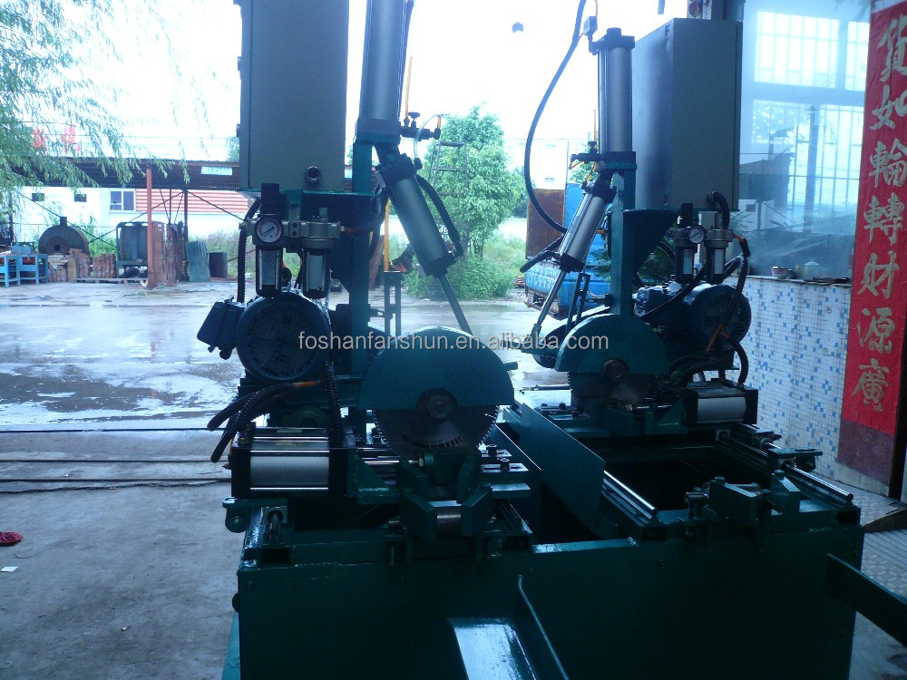 Easy operation iron pipe/steel tube pneumatric cutting machine manufacturer in CHINA