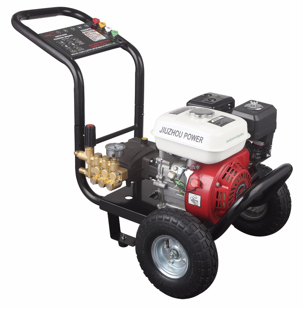 JZ-2500PSI Gasoline automatic high pressure Washer