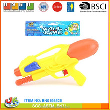Funny summer toy 3 color mixed air pressure water gun