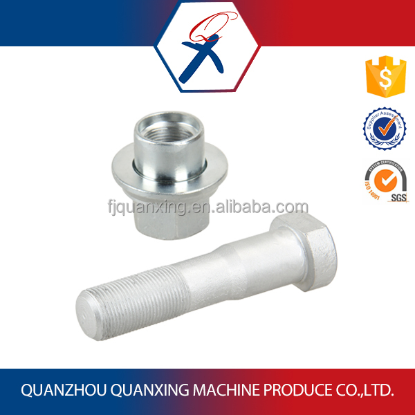 Truck Canter Wheel Bolt Stud Nut