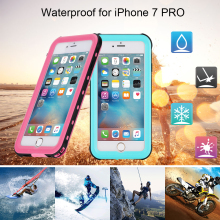 2017 Hot sale Waterproof Phone Case For Apple Iphone 7,For Iphone 7 Waterproof Case Cover