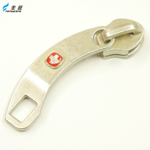 Factory wholesale custom durable and reusable zipper puller, backpack zipper pulls