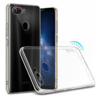 Imak Wear resistant Transparent Crystal Hard PC Phone Case For ZTE Nubia Z17s