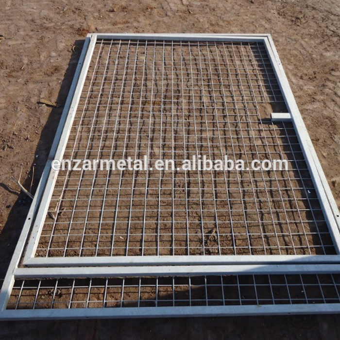 Hot Dipped Galvanized 1.8x1.2m Animal Cages