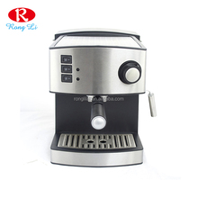 2017 New item popular eapresso unique smart coffee maker with functioner parts