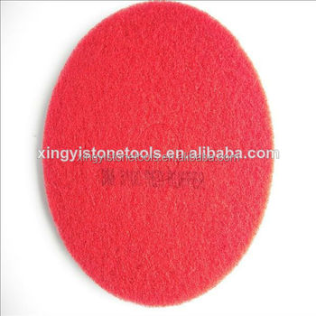 17 inch polishing pad for marble polishing