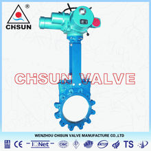 Electric Water Shut Off Valve, Electric Water Shut Off Knife Gate Valve
