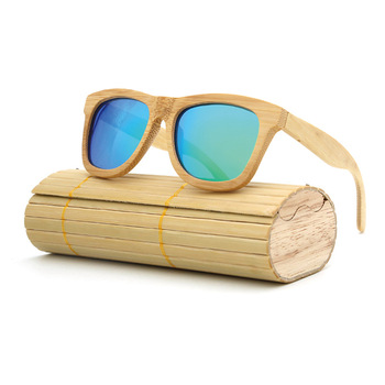 UV 400 Polarized Sunglasses Wooden Sunglasses