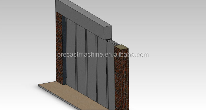 Mgo Lightweight Concrete Hollow Core Wall Panel Buy Prefabricated Wall Panels Interior Wall