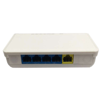 5 port wire router 4-port Fast broadband mini router for home use
