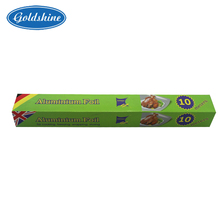 OEM heavy duty 18 micron thickness aluminum foil with roll