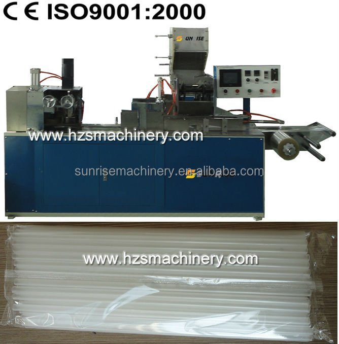 Bag Drinking Straw Packing Machine