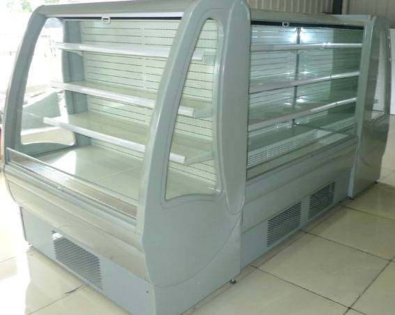 combined showcase ,supermarket refrigeration equipment ,drink cooler