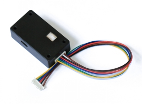 Voltage output of carbon dioxide / CO2 sensor module MH-Z19A of small size