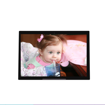 15.6 inch 10 point capacitive touch screen android advertising player