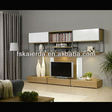 Modern design living room TV wall unit furniture