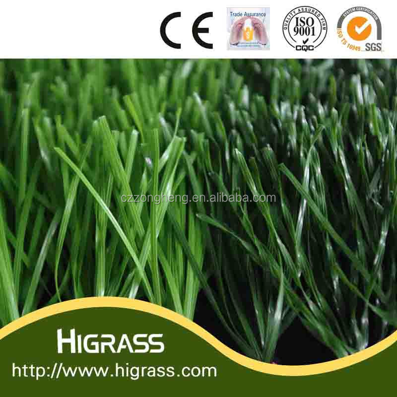 artificial plastic grass mat/artificial football grass /artificial grass turf